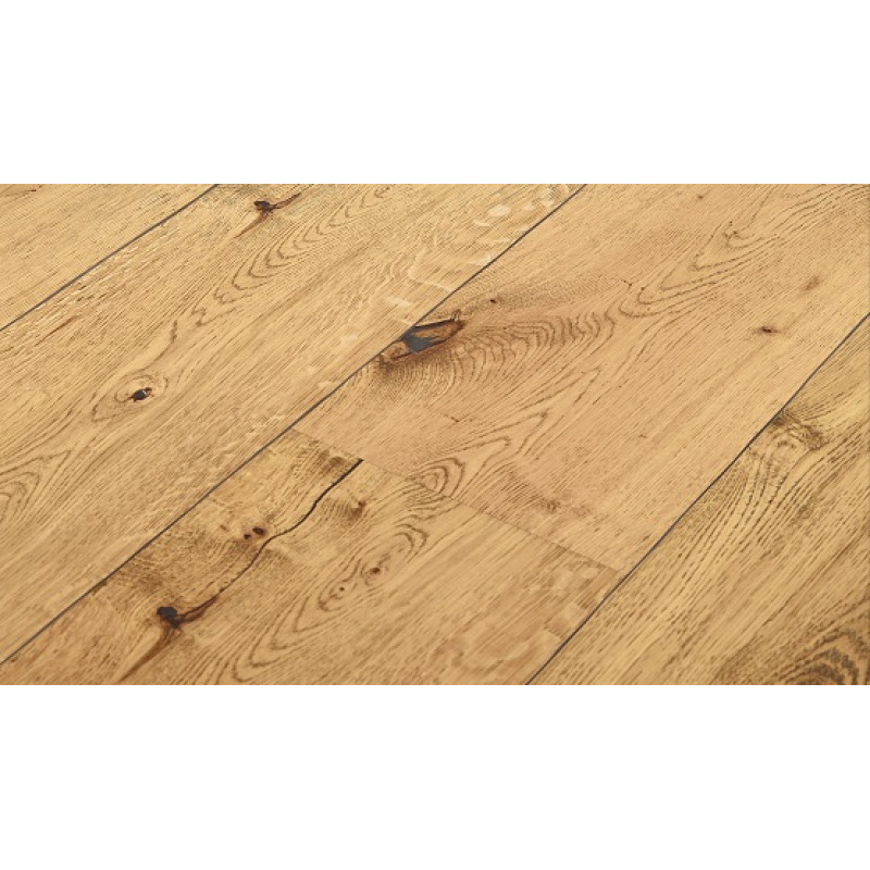 Trägolv Lindura Bredplank Natural Brushed Oak 8520