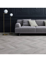 Faus Masterpieces Light Grey Chevron